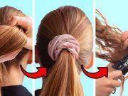Tác hại khôn lường khi bạn buộc tóc đuôi ngựa thường xuyên.
