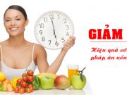 Không cần làm gì, chỉ thay đổi giờ ăn cũng giúp bạn giảm cân!