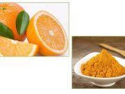 Sạch mụn, hết thâm và trắng da hiệu quả chỉ với 1 quả cam.