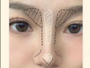 """4 tips đánh khối giúp mũi """"cầu trượt"""" thon gọn và thanh thoát."""