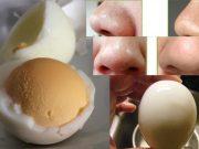 3 cách trị mụn đầu đen bằng trứng gà, lột đến đâu mụn tự khắc hết đến đấy!